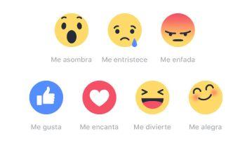 Nuevos emoticonos Facebook